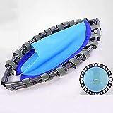 El Nuevo Professional Trampoline Family Rebounder Plegando Adulto Cama de Rebote Interior de 48 Pulgadas (Color : A)