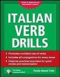 Italian Verb Drills, Third Edition (Drills Series) (Paperback)