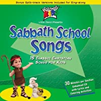 Sabbath School Songs: 15 Classic Christian Songs for Kids (Cedarmont Kids Classics)