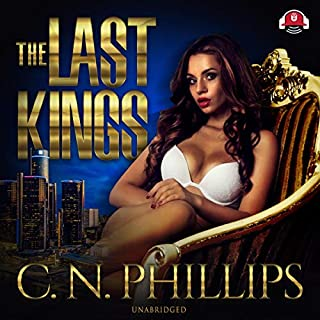 The Last Kings audiobook cover art