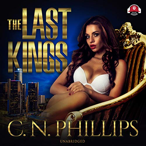 The Last Kings  By  cover art