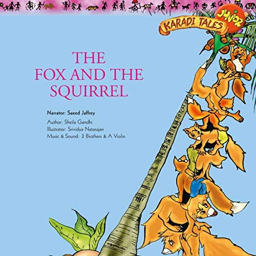 『The Fox and the Squirrel』のカバーアート