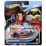 Hot Wheels ホットウィール スーパーマン MANOFSTEEL SUPERMAN ミニカー