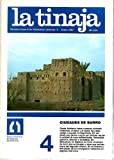 LA TINAJA. REVISTA TRIMESTRAL DE INFORMACION CERAMICA. ENERO 1987. N. 4.