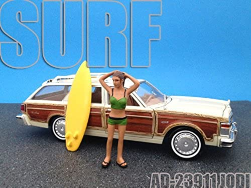 Surfer - Jodi 1 24 by Collectable Diecast