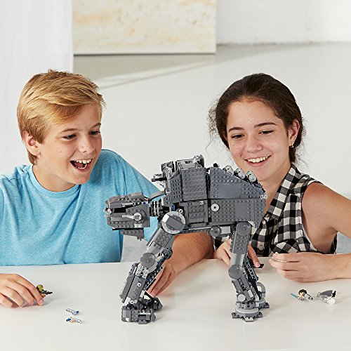 First Order Heavy Assault Walker Marcheur LEGO Star Wars 75189 (1376 pièces) - 1