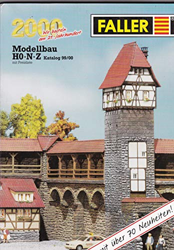 Faller 2000, Katalog, Modellbau H0 N Z
