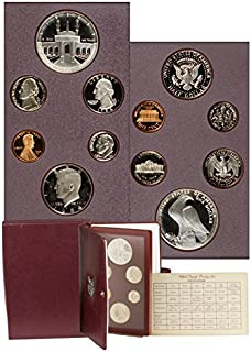 1984 S US Prestige Proof Set In original packaging from mint Proof