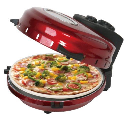 『FUKAI 回転石窯ピザ&ロースタータイマー付き FPM-220 レッド』の7枚目の画像