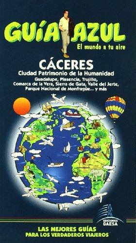 Cáceres - guia azul (Guias Azules)