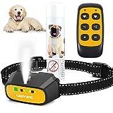 Best Citronella Bark Collars - Citronella Spray Dog Training Collar with Remote Control Review