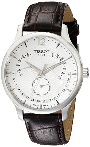 Tissot Men's T0636371603700 Stainless Steel...