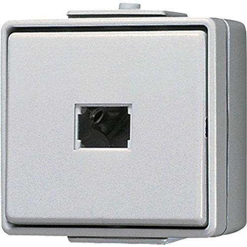 Preisvergleich Produktbild Jung AP-Taster 631W 1S,  250 V