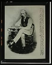 Infinite Photographs Photo: Dr. Samuel A. Mudd, John Wilkes Booth, Abraham Lincoln