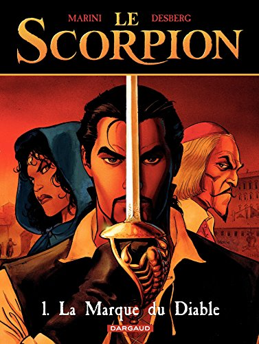 Le Scorpion - tome 1 - La Marque du Diable (French Edition)