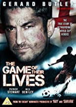 NEW Game Of Their Lives [Region 2]