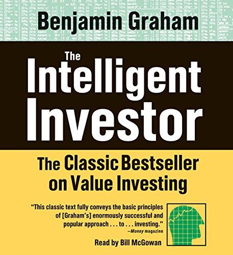 The Intelligent Investor audiobook cover art