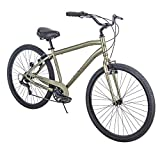 Huffy 27.5' Parkside SE Men's Comfort Bike Frame, Sage