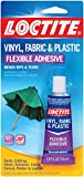 Loctite Vinyl, Fabric and Plastic Repair Adhesive, Pack of Six 1-Ounce Tubes...