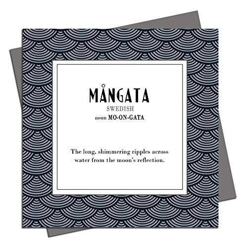 Mangata - gefunden in Übersetzung - Geburtstagskarte blanko Anlässe Sprache Schweden schwedisch