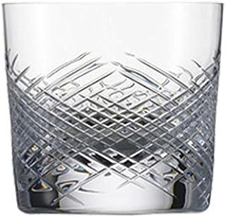 Zwiesel 1872 Hommage Cométe Whiskyglas klein, Kristallglas, transparent, 8.2 x 8.8 x 8.2 cm, 2-Einheiten