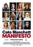 Manifesto – Cate Blanchett – U.S Movie Wall Poster