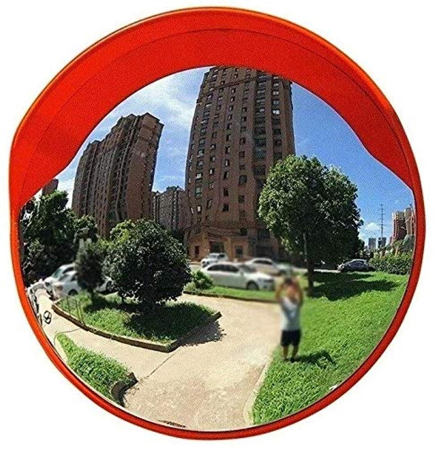 見通し宮殿彼女はCommunity Convex Safety Mirror、病院廊下広角レンズ地下ガレージブラインドスポットミラー直径:30-120CM(サイズ:45CM)