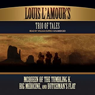 Louis L'Amour's Trio of Tales cover art