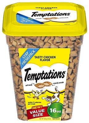Mars Petcare Us 10112726 16OZ Chicken Cat Treat - Quantity 4