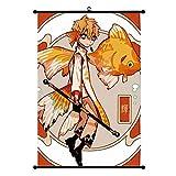 Elibeauty Lunanana Hanako-kun Poster mit Toilettenbindung,
