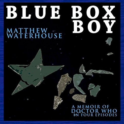 Blue Box Boy audiobook cover art