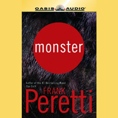 Monster  By  cover art