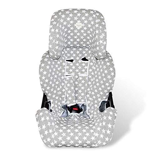 Fundas BCN  - F127/93002 - Funda para silla de coche Klippan Kiss  2 - Fun Vintage Star