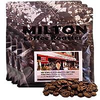 ミルトンコーヒーロースタリー コーヒー豆 ハウスブレンド 中煎り ≪極細挽き 750g(250g×3)≫