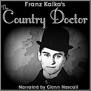 The Country Doctor audiobook cover art