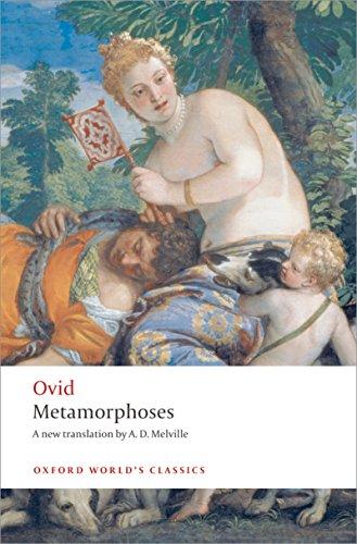 Metamorphoses (Oxford World