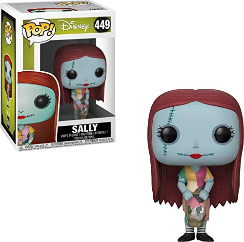 FUNKO POP! DISNEY: The Nightmare Before Christmas - Sally with Basket