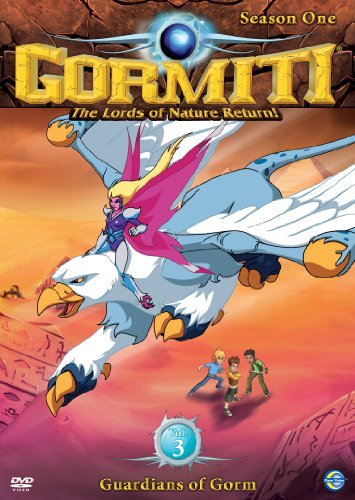 Gormiti Season 1 Volume 3 - Guardians Of Gorm [Reino Unido] [DVD]