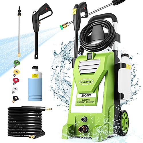 Pressure Washer, mrliance 3800PSI Electric Power...