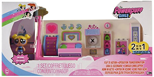 The Power Puff Girls 6028023 – Flip to Action muñeca Juego