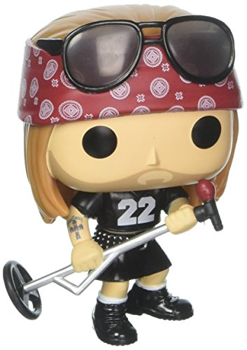 Funko 10688 Rocks 10688 POP Vinyl GN'R Axl Rose Figure