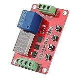 Broco Red DVB01 Finestra Digital Comparatore di Tensione/Tensione di Misura (12V)