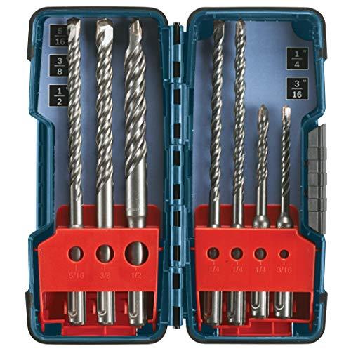 Bosch Masonry Drill Bit Set | Zoro.com