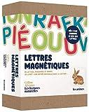Coffret Lettres magnétiques - Céline Alvarez - Les lectures naturelles