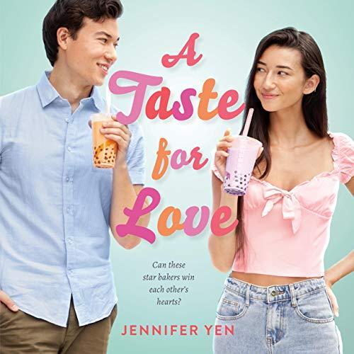 A Taste for Love Audiobook By Jennifer Yen cover art