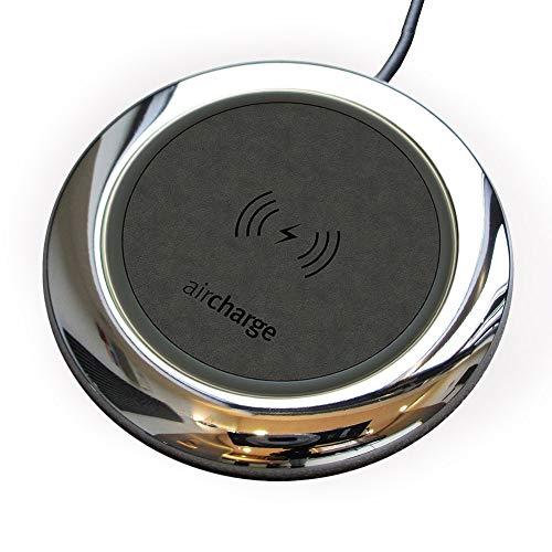 aircharge Ejecutivo inalámbrico teléfono móvil–Gris
