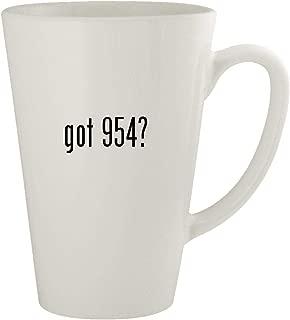 got 954? - Ceramic 17oz Latte Coffee Mug