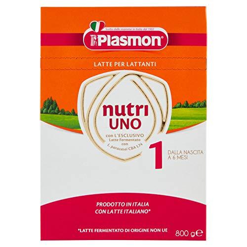 Plasmon Lette Nutrimune 1 Polvere, 800g