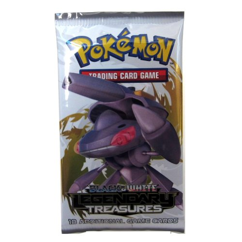 Pokemon Cards - BW Legendary Treasures - Booster Pack