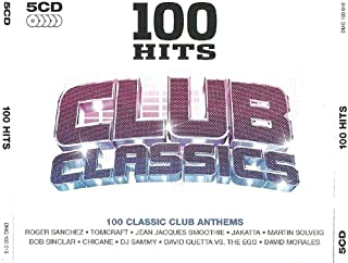 All Time Club Music (Compilation CD, 100 Tracks)